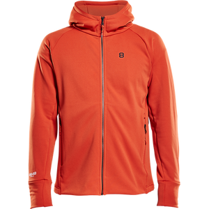 8848 Altitude HeavyDutyHoodie, red clay