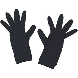 Cocoon Silk Glove Liners black