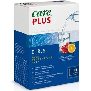 Care Plus O.R.S Rehydration Salt, 10pussia