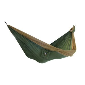 Ticket To The Moon King Size Hammock Army Gr/Brow