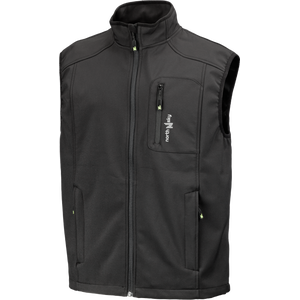 NorthSky Dominique unisex Softshell liivi musta