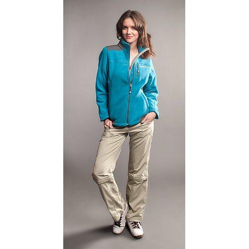 Guahoo Naisten fleecetakki Sininen  18ef5514d3