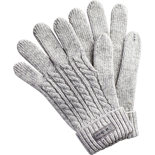 Guahoo Men s Gloves Grey  1534f0df96